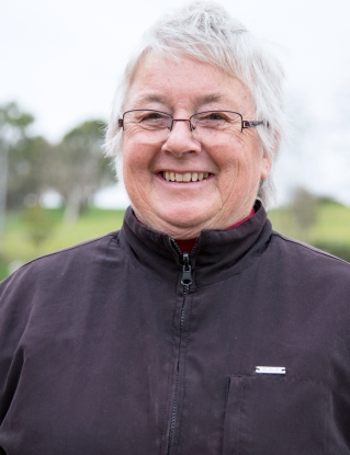 Treasurer Wendy Theile