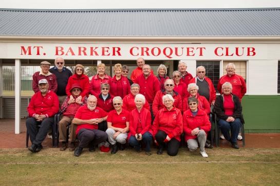 Golf Croquet Players 2015